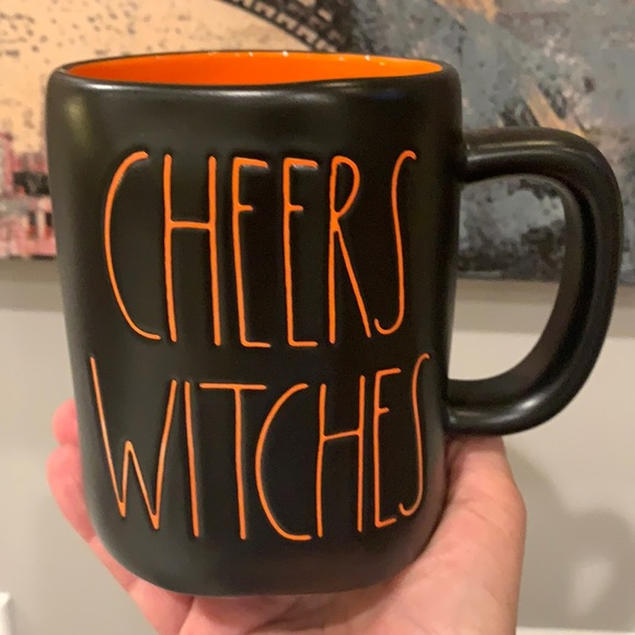 Rae Dunn Cheers Witches brand new